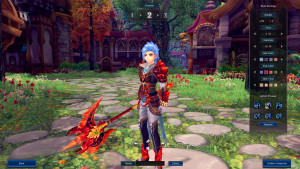 Cooles Anime MMORPG