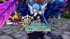 Aura Kingdom Gameplay auf Deutsch