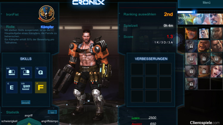 ChroNix Online