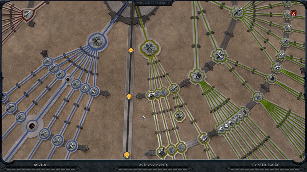 Das Schicksalsboard (Destiny Board) von Albion Online