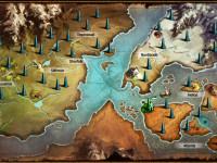 Dracania, der Kontinent vom Hack´n´Slay Onlinespiel