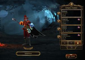 Die Charaktererstellung in Drakensang Online