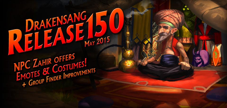Drakensang Online Release 150