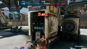 Gameplay zu CroNix Online