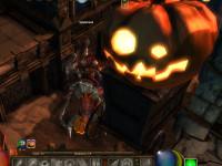 Halloween im Client-basierten MMORPG