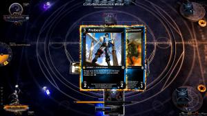 HEX Shards of Fate Gameplay auf Deutsch