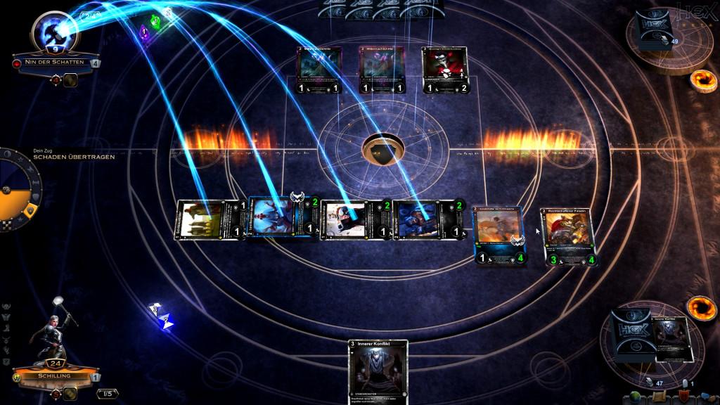 HEX Shards of Fate, das kostenlose Sammelkartenspiel